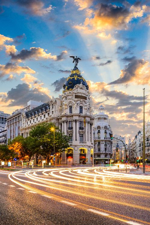 Andalucía y Toledo